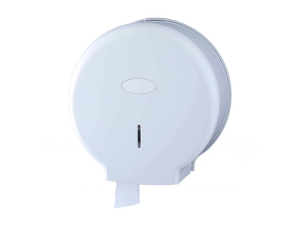 Dérouleur Papier Wc Metal distributeur papier toilette maxi 400 inox